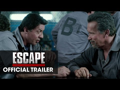 Escape Plan (2013 Movie) Official 4K Trailer - Sylvester Stallone, Arnold Schwarzenegger
