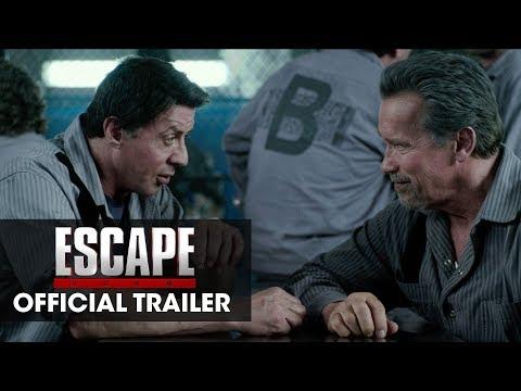 Escape Plan (2013 Movie) Official 4K Trailer - Sylvester Stallone, Arnold Schwarzenegger