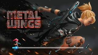 Metal Wings - GamePaly Android 2018 | Game Play Store