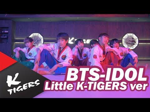 BTS- IDOL / Little Ktigers Ver.