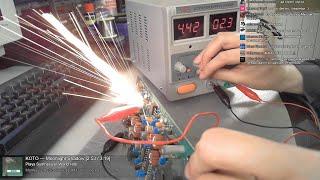 [Cтрим] Ampex VPR-6: взрывной стрим
