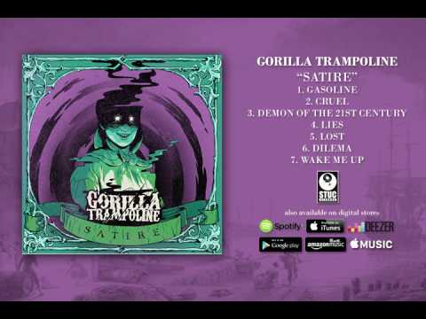 "Gorilla Trampoline ""Satire"" (Full preview Album)"
