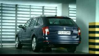 Skoda Superb Estate with remotely controlled boot - Case Study