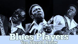 BLUES Players You SHOULD Know