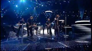 Eurovision 2005 Final 17 Germany *Gracia* *Run and Hide* 16:9 HQ