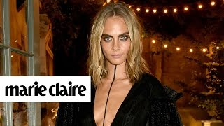 Victoria's Secret Steps in to Defend Cara Delevingne From Tabloid Rumor and More News | Marie Claire