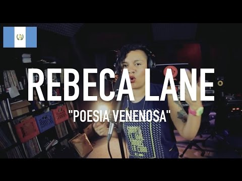 Rebeca Lane - Poesia Venenosa [ TCE Mic Check ]