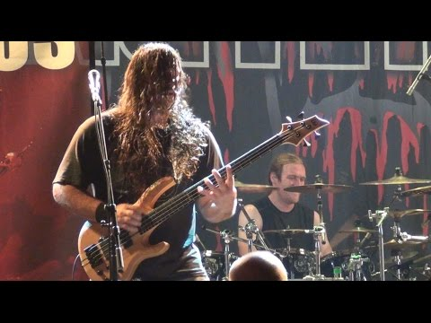 Dying Fetus - Invert The Idols + Epidemic of Hate - Live Paris 2012