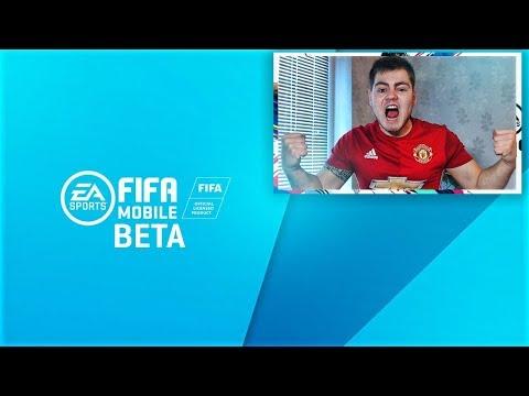 ИГРАЕМ В FIFA MOBILE 19 (beta) thumbnail