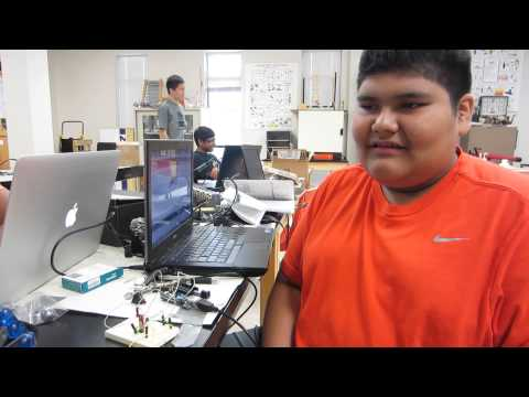 Joshua's Second Milestone - BSE Houston 2014