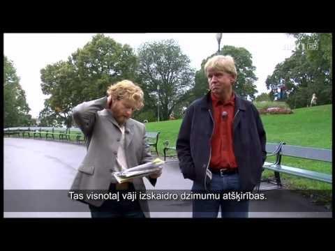 """Filma, kas atvēra acis norvēģiem -- """"Iedzimtība vai audzināšana"""""""