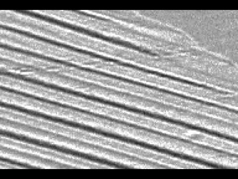 Reaction front in an aluminum-zirconium multilayer
