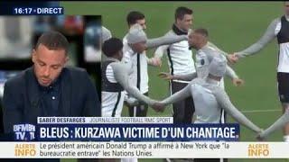 Ce que l'on sait sur le chantage dont a été victime Kurzawa après une vidéo compromettante