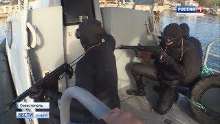 Бойові плавці Росії: підводний тренування загону ''Русь''