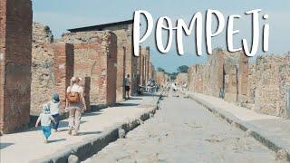 Youtube video VLOG: Družinski potep z avtodomom po Italiji – Pompeji