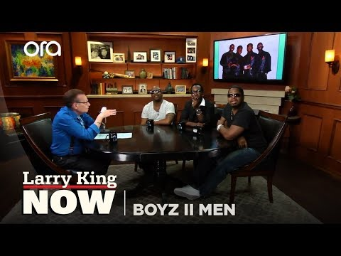 What Happened To Michael | Boyz2Men interview | Larry King Now Ora TV