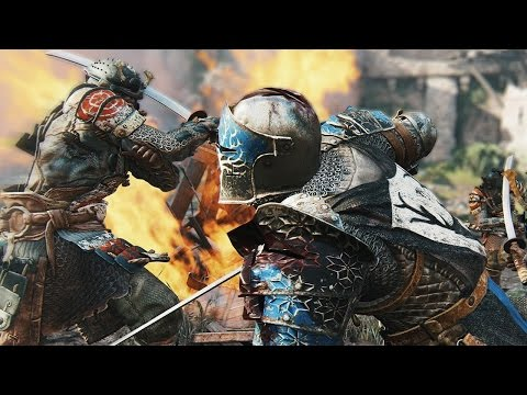 For Honor - eSports Commentary - IGN Plays Live