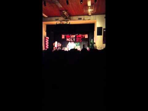 PECI Talent Show- Spice Girls Vs Backstreet Boys