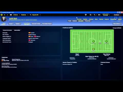 Football Manager 2013 | C.F. Badalona Story S01E03 | Talent Factory La Masia 2.0 Challenge