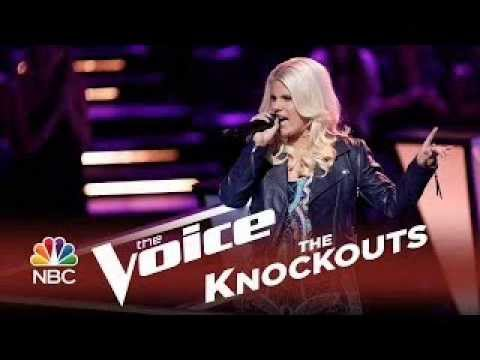 The Voice 2014 Knockouts - Allison Bray :