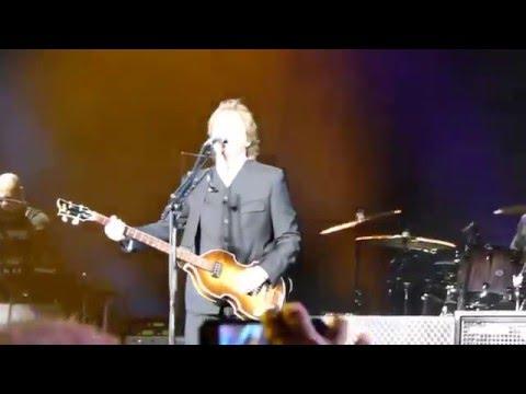 "Paul McCartney - ""Hello Goodbye""(Abertura-22/04) - Ao Vivo em Recife/PE."
