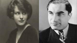 Joseph Schmidt & Grace Moore live in 1937 -