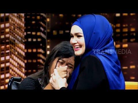 TERHARU, Tangis Khusnul Pecah Saat Siti Nurhaliza Datang   HITAM PUTIH (29/01/19) Part 2