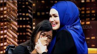 Download lagu TERHARU, Tangis Khusnul Pecah Saat Siti Nurhaliza Datang | HITAM PUTIH (29/01/19) Part 2