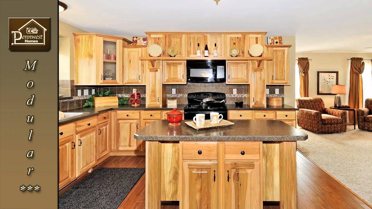 Pennwest Homes - Manhattan Modular Ranch - HR137A - YouTube - photo#45