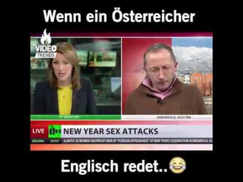Wenn ein Österreicher englisch redet 😂😂