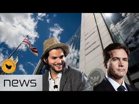 Bitcoin & Cryptocurrency News - Crypto Crackdown, Kutcher Donates XRP, & Faketoshi BTCGold Beef