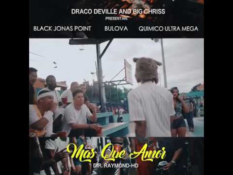 Black jonas point X bulova X quimico ultra mega _ mas que amor ( video preview )