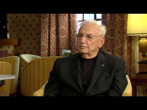 Stararchitekt Frank Gehry über Guggenheim, Louis Vuitton - und Angst