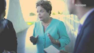 Dilma mostra detalhes do Palácio da Alvorada