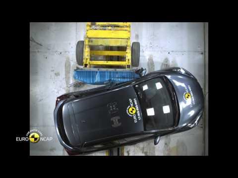 Euro NCAP Crash Test of Nissan Micra