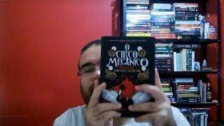 O Circo Mecânico Tresaulti de Genevieve Valentini (DarkSide Books † Aposte no escuro )