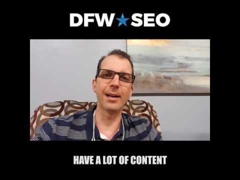 Dallas Fort Worth SEO's 5 Signs You Need A New Web Company