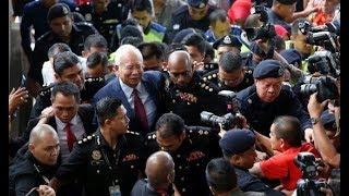 Najib faces charges at Kuala Lumpur court