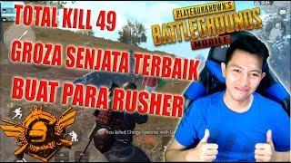 TOTAL KILL 49 BAR-BAR DI CONQUEROR - PUBG MOBILE INDONESIA