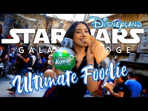 Hudson - Ultimate Foodie Guide To Galaxy's Edge At Disneyland!