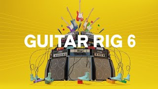 Guitar Rig 6 Creamy Snowflakes Preset | ambient guitar | Kevin D'costa