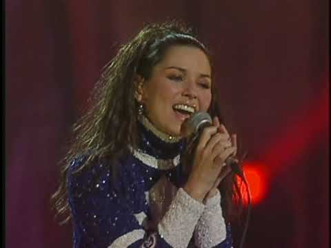 Shania Twain - Forever And For Always (Juno Awards)