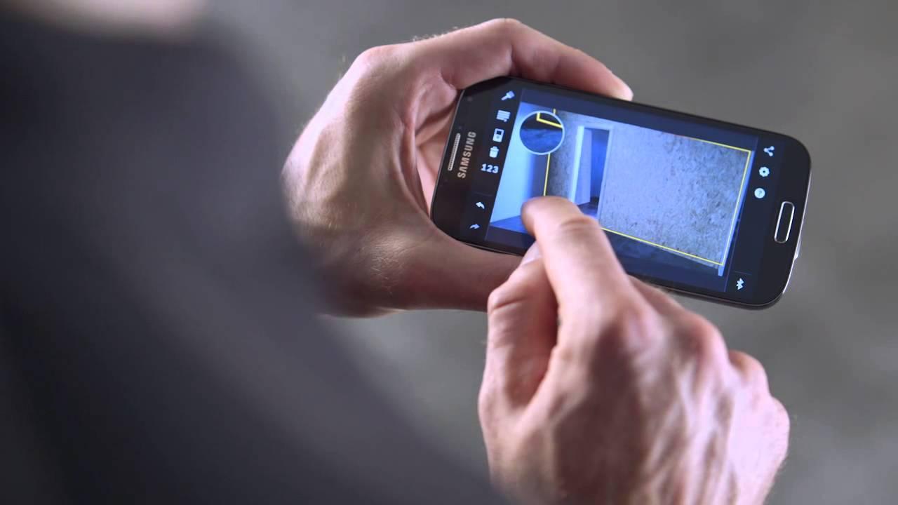 Laser Entfernungsmesser Neigungsmessung : Bosch laser entfernungsmesser glm c professional youtube
