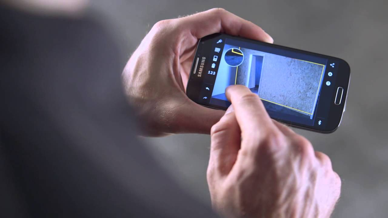 Bosch laser entfernungsmesser glm 50 c professional youtube