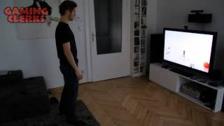Xbox 360 Kinect Gameplay