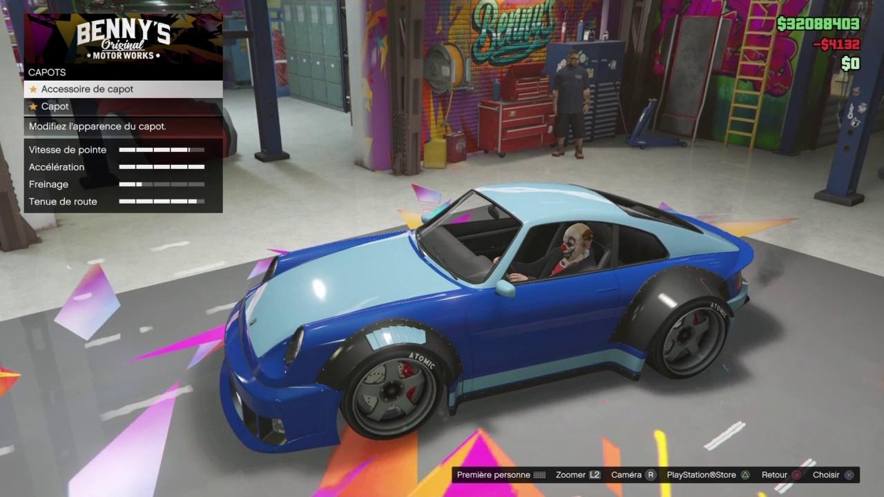 Gta Online Benny S Cars