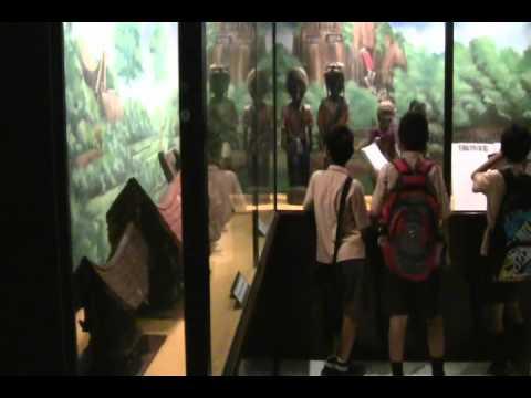 La Galigo Museum - Benteng Fort Rotterdam - Wisata Makassar - South Sulawesi - Indonesia (Tourism)