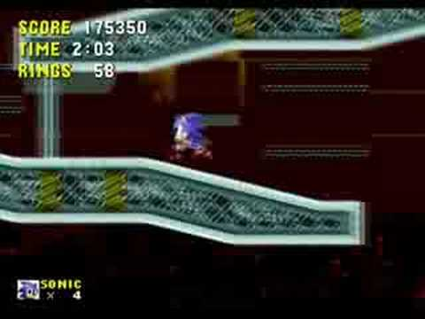 Let's Play Sonic the Hedgehog: Scrap Brain Zone (Part 1)