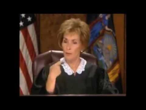 Judge Judy & The Production Of The Welfare State