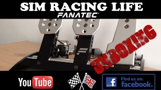 Fanatec ClubSport V2 Pedals Unboxing & First Look